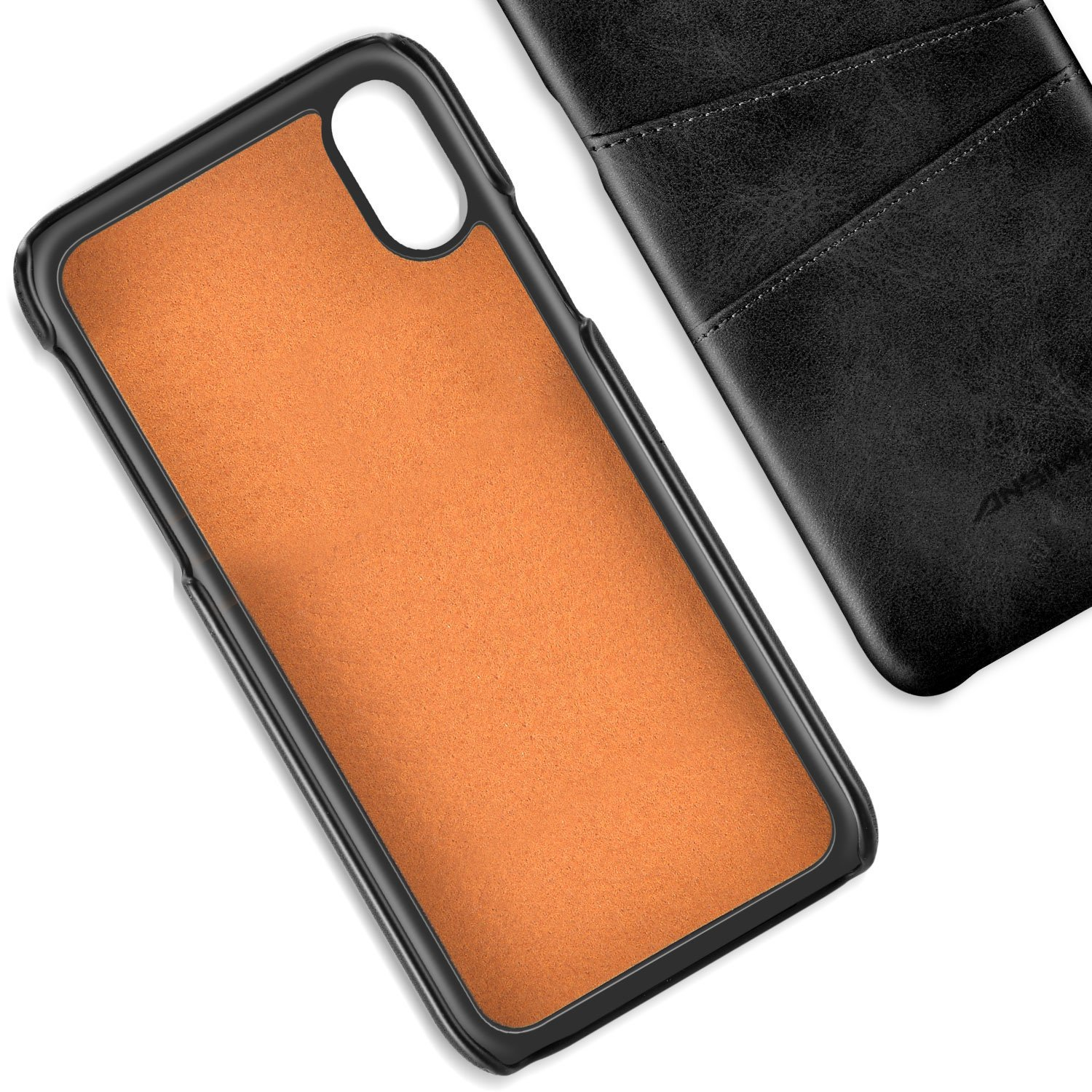 Amazon.com: iPhone X Case, iPhone 10 Case, Ansiwee Wallet Phone ...