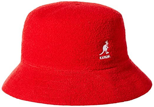 Kangol Street Collection Men s Bermuda Bucket Hat Timeless Classic ... 538d2d4f6ad
