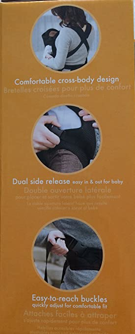 Amazon.com : Fleurville Soft Carrier Neutral Pack : Baby
