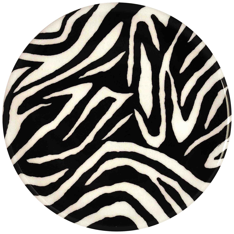 Andreas Silicone Trivet, Zebra, 10 Inch TRT-150