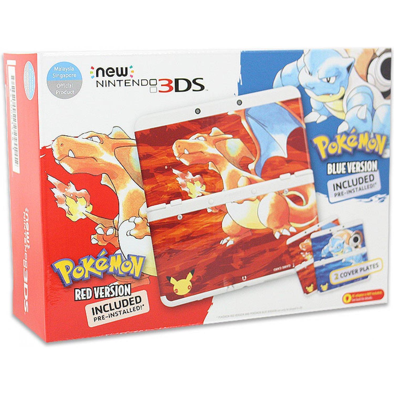 Nintendo Pokemon 20th Anniversary Edition -- Brand New! Nintendo 3DS (Worldwide Edition) by NINTENDO 3DS