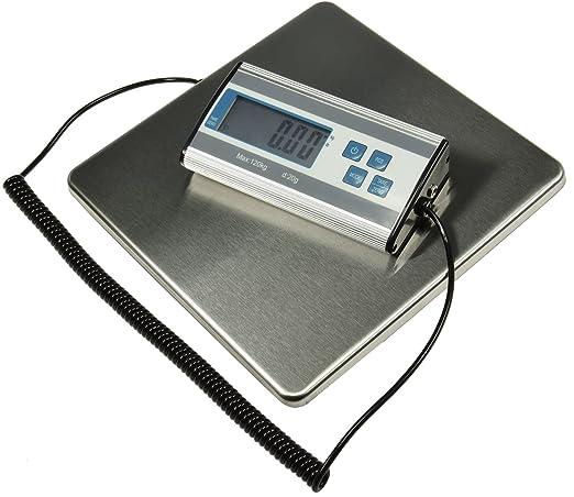 Báscula digital Báscula Digital de del paquete de envío (logística I hasta 120 kg I