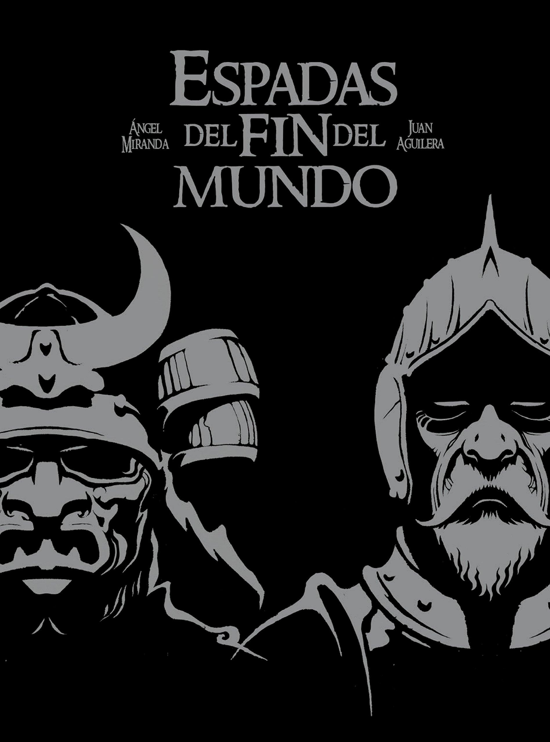 Espadas Del Fin Del Mundo Amazon Es Miranda Angel Miranda Angel Libros