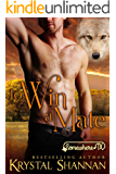 To Win A Mate: Somewhere, TX (VonBrandt Pack Book 3)