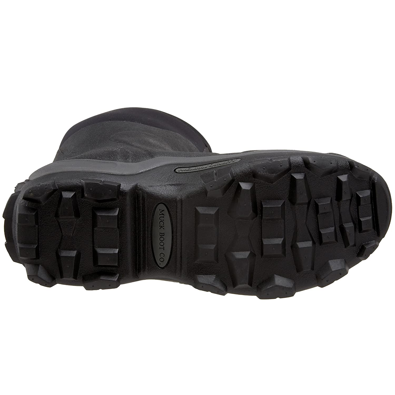 The Original MuckBoots Arctic Sport Mid Outdoor Boot Mens/8 B002VLYIJU 7 M US Mens/8 Boot M US Womens|Black e883ce