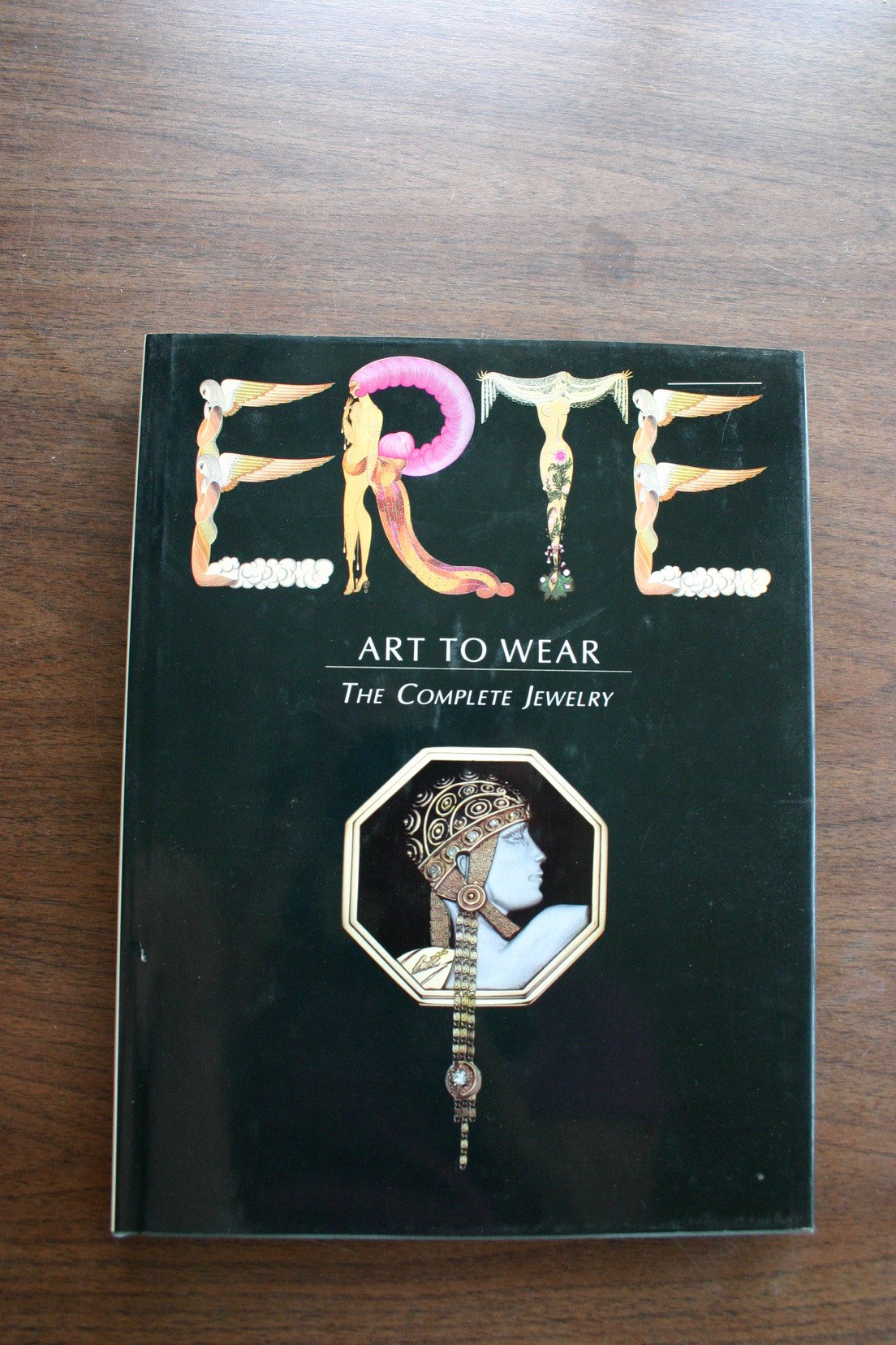 Erte: Art to Wear: The Complete Jewelery