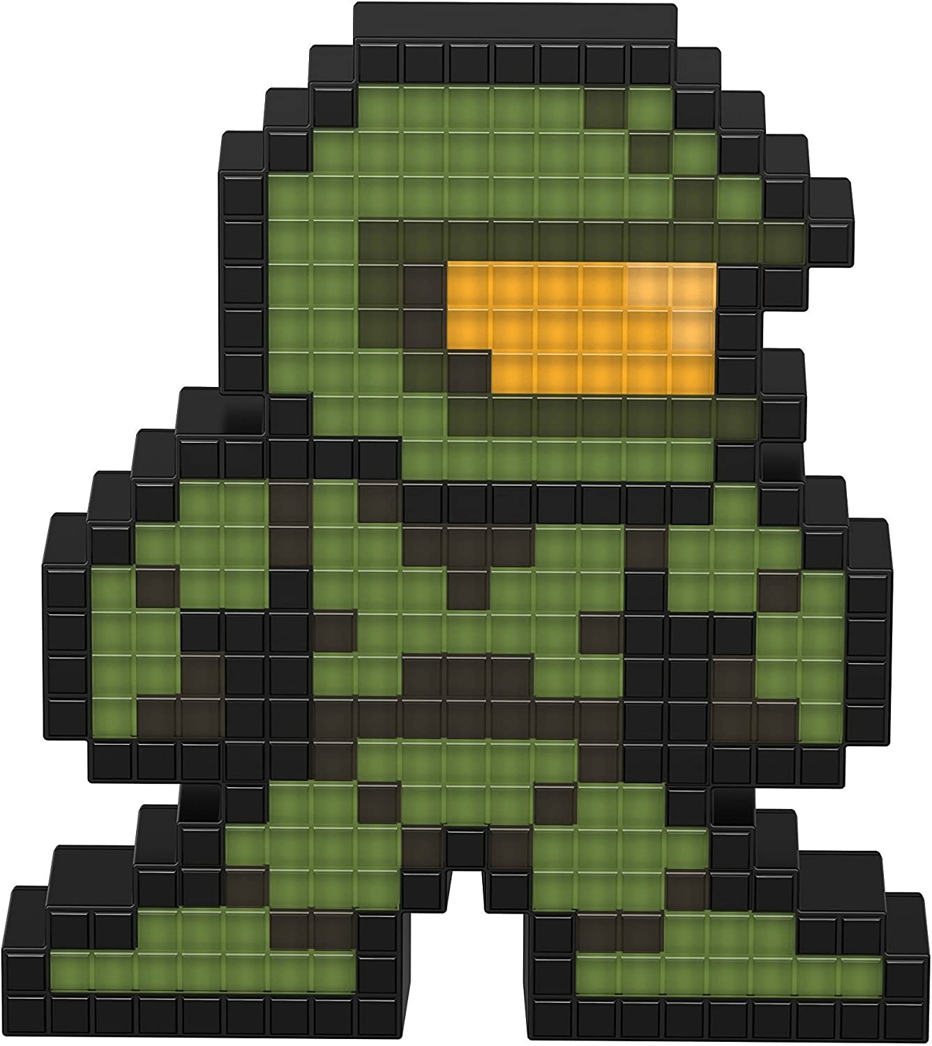 PDP Pixel Pals Halo Master Chief Collectible Lighted Figure 878-034-NA-MASTER