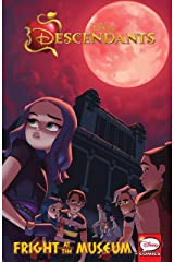Descendants: Fright at the Museum Kindle Edition
