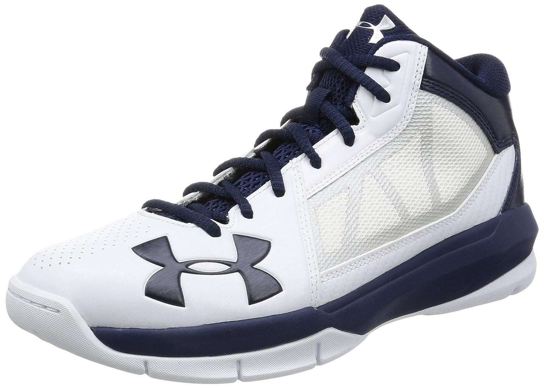 [アンダーアーマー] バスケットボールシューズ UA Nihon 2 メンズ B077MCM46L 28.5 cm BLK/EXP/WHT