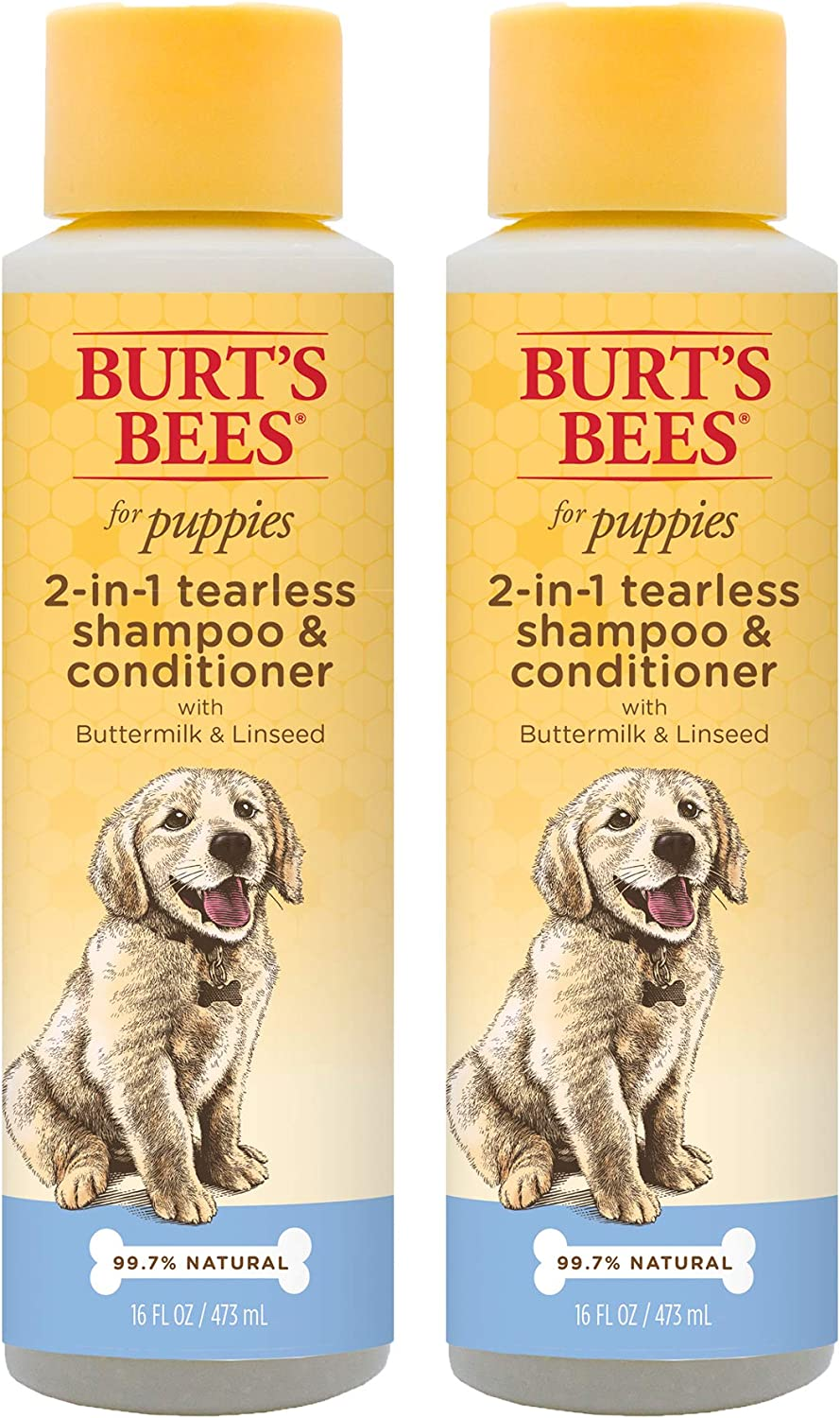 Burt's Bees for Dogs All-Natural Tearless