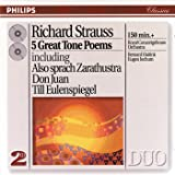 Strauss: 5 Great Tone Poems