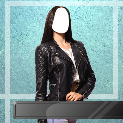 - Woman Jacket Suit Photo Camera