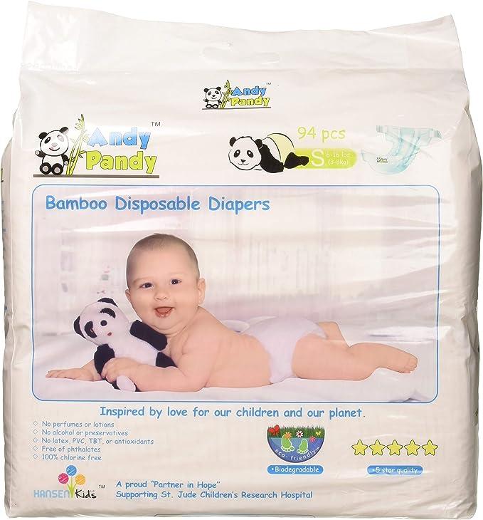 bamboo diapers newborn