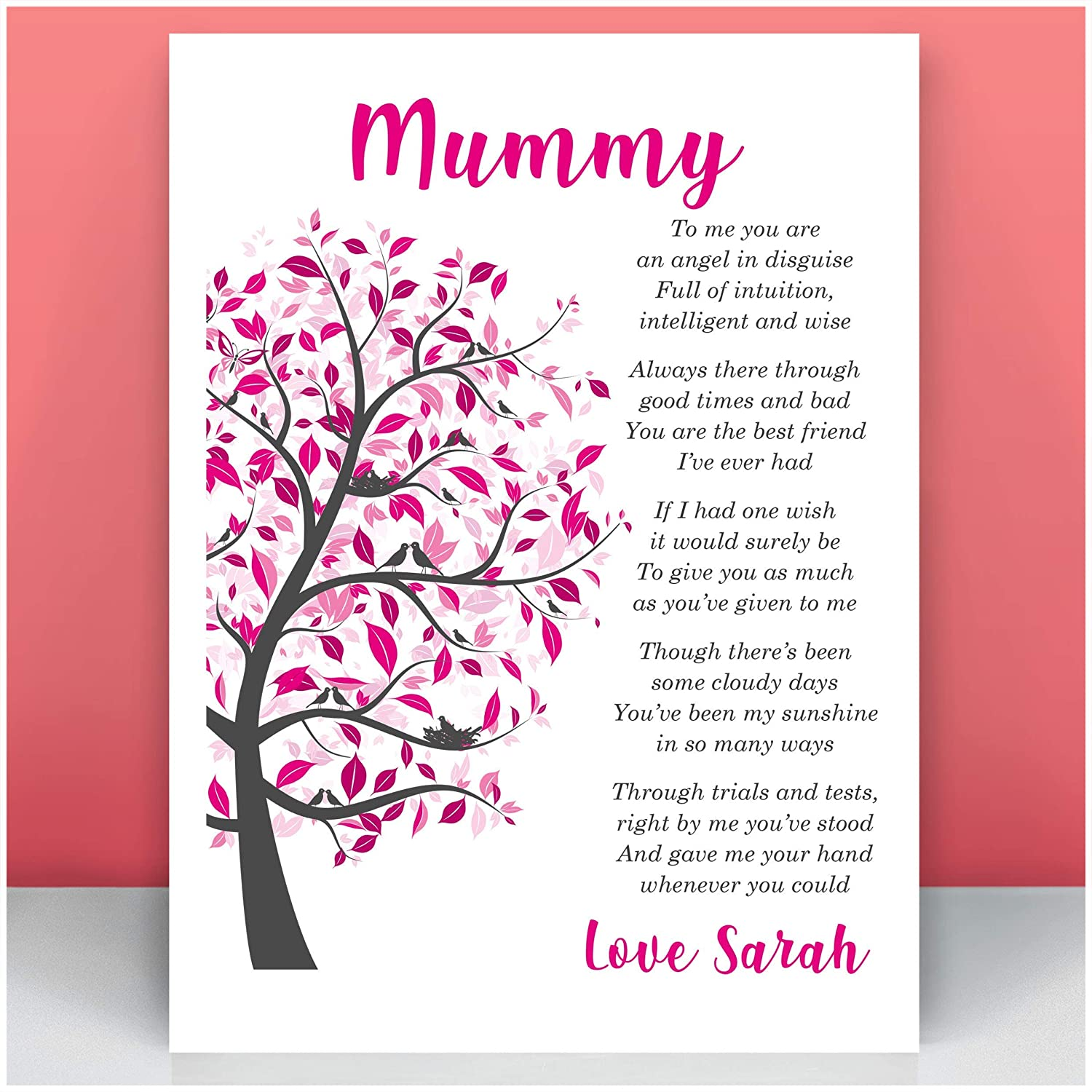 Personalised Name A Star Box Set For Her Mothers Day Gift Mam Mum Mummy Nanny