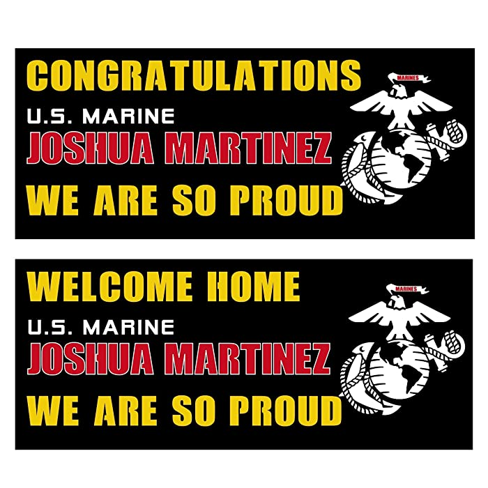 Top 9 Marine Welcome Home Banner