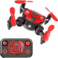 RC Mini Drone for Kids and Beginners Portable Pocket Quadcopter