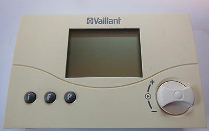 Vaillant VRT360F Inalámbrico Progammer Termostato De Temperatura