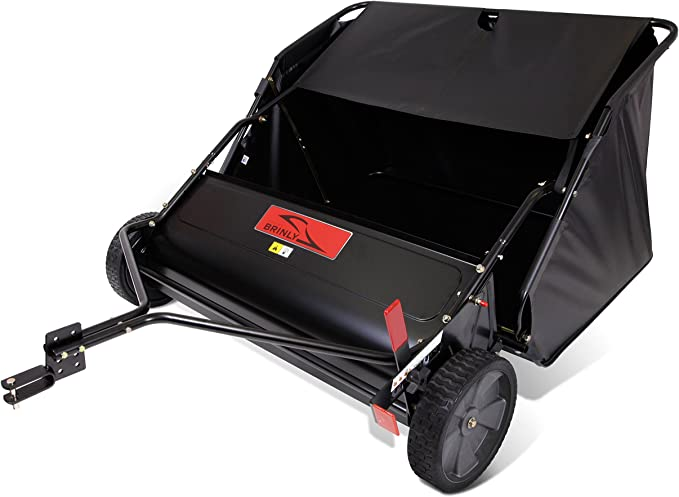 Brinly STS-427LXH Lawn Sweeper - Best Commercial Grade Lawn Sweeper