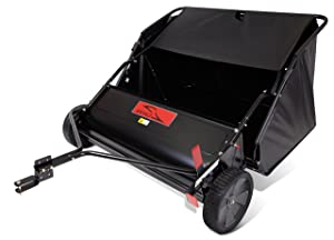 Brinly STS-427LXH 20 Cubic Feet Tow Behind Lawn Sweeper, 42-Inch
