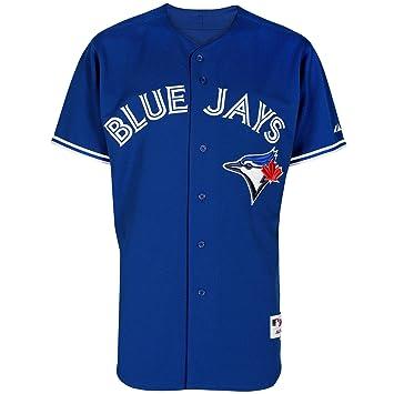 timeless design faedd 48afb Toronto Blue Jays Authentic Alternate MLB Baseball Jersey ...