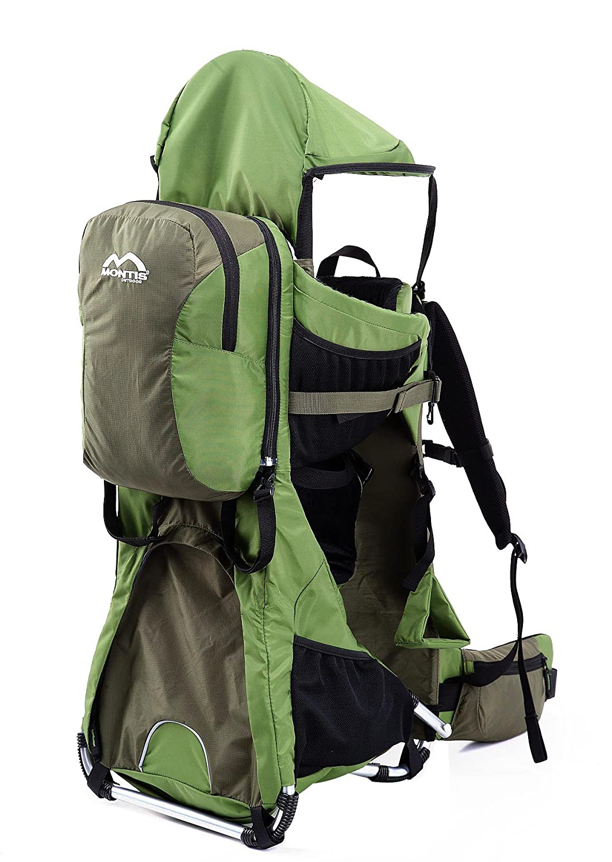 MONTIS RANGER PRO - Premium Rückentrage - Kindertrage - bis 25kg - div. Farben