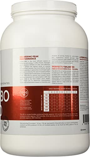 Sportquest Carbo-Pro Tub Energy Drink Powder, 3 Pounds