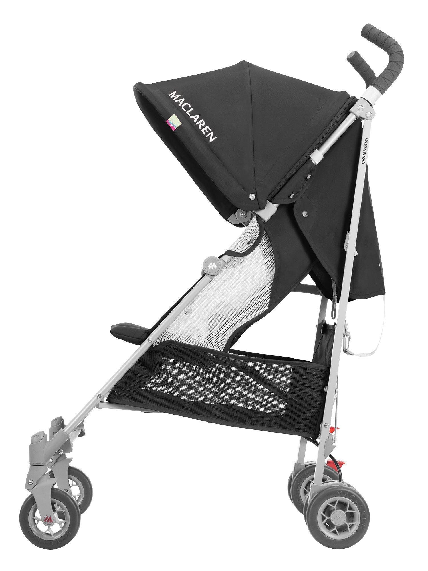 Maclaren Globetrotter Stroller - lightweight, compact by Maclaren (Image #6)