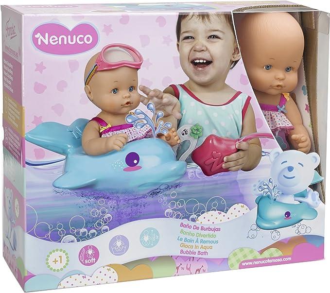 Nenuco 11335 Bambola Bubble Bath: Amazon.it: Giochi e giocattoli