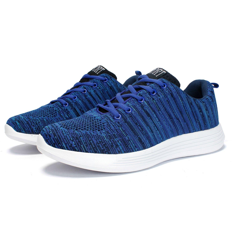 Leaproo Zapatos de Hombres Deportes Para Gimnasio Correr Asfalto Aire Libre