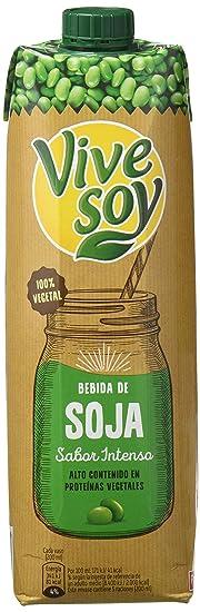 Vivesoy - Bebida de Soja sabor Intenso - 1 L