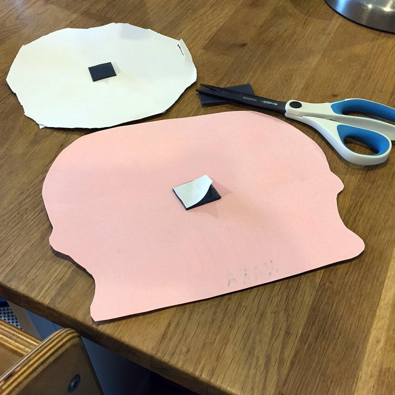 Im/án Flexible Cinta Magn/ética Rollo Magn/ético Im/án Flexible Adhesivo Im/án Autoadhesivo con Adhesivo Fuerte Banda Imantada 3,8 cm x 3 m