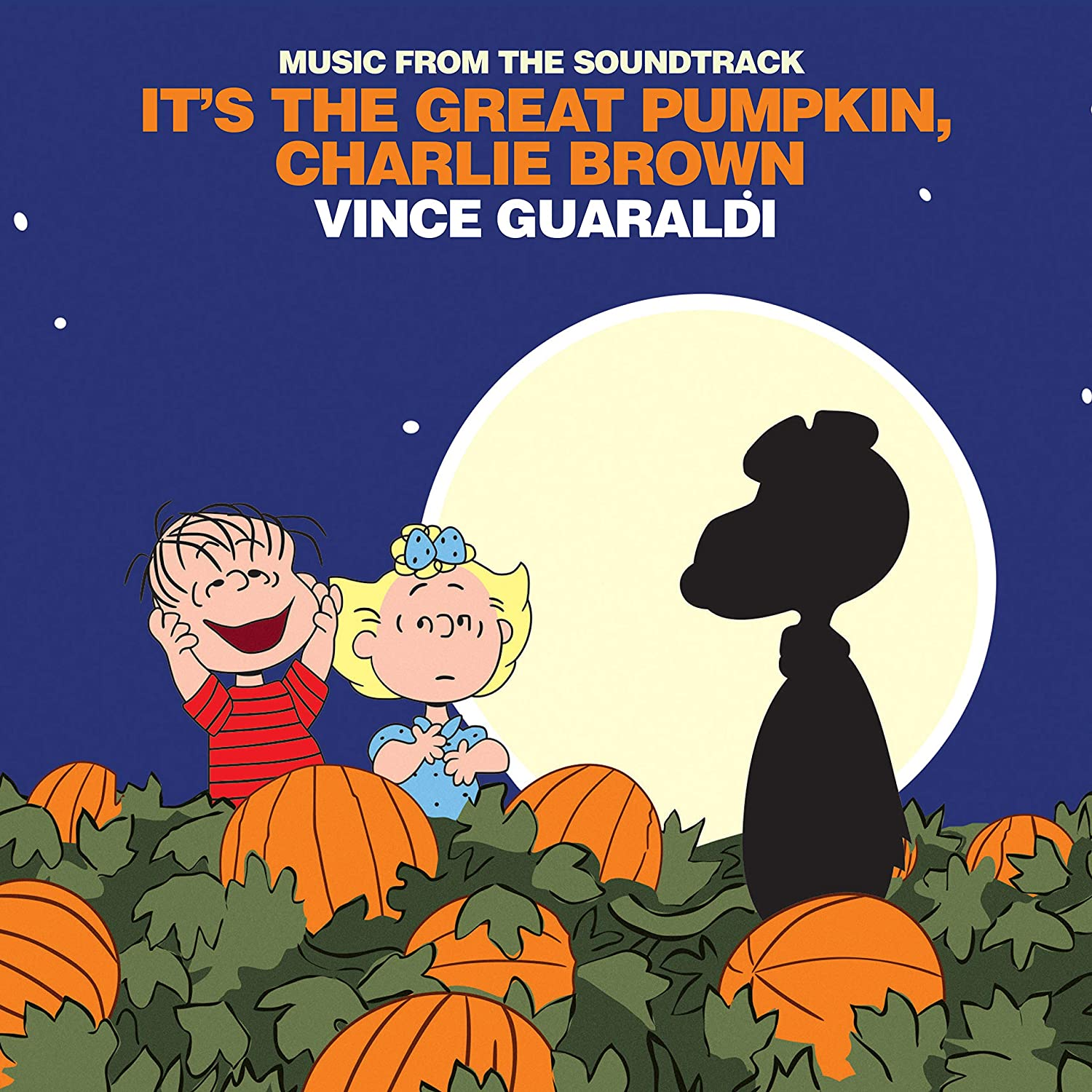 Vince guaraldi its the great pumpkin charlie brown amazon com music