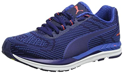 Puma Men s Speed 600 S Ignite Blue Running Shoes-9.5 UK India (44 EU ... 5a6d3e3e0