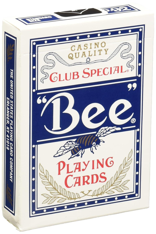 6. Bee 撲克牌(紅・藍)/紙牌