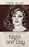 Night and Day: Dottie Manderson mysteries: Book 1: a romantic traditional cosy mystery (English Edition)