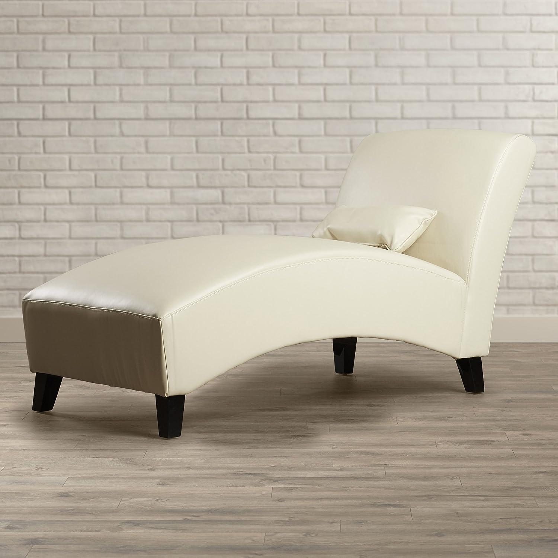Amazon.com: Silla contemporánea chaise lounge – Salón ...
