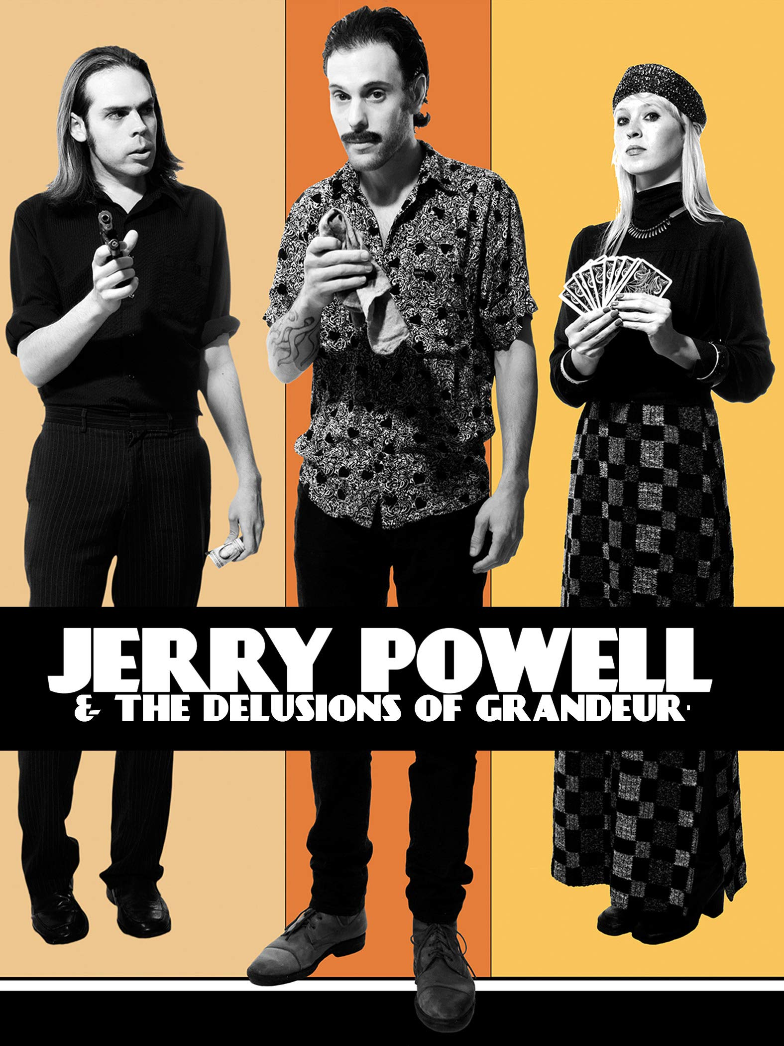 Jerry Powell & the Delusions of Grandeur on Amazon Prime Video UK