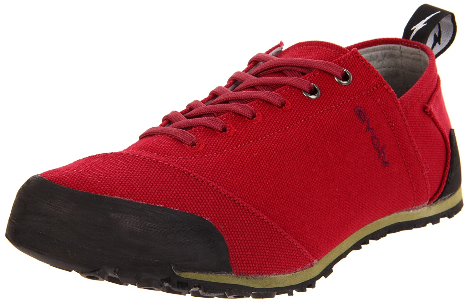 Evolv Men's Cruzer Approach Shoe B006475Q5C 4 M US|Red