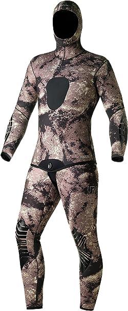 Amazon.com: Seac Python 3.5 mm traje de buceo gratis de los ...