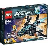 レゴ (LEGO) ウルトラ・エージェント ウルトラソニックの決戦 70171