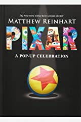 Disney*Pixar: A Pop-Up Celebration Hardcover