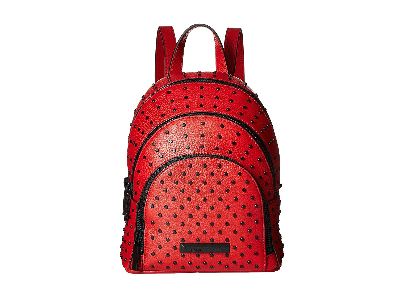 [ケンダルアンドカイリー] KENDALL + KYLIE レディース Sloane Mini Studded Backpack バックパック [並行輸入品] B01N1HWXWM Ruby Red