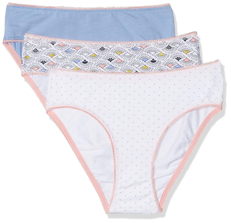 Absorba Underwear Pantie, Slip Bambina 6K65296-RA