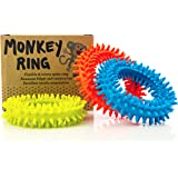 Spiky Sensory Ring / Bracelet Fidget Toy (Pack of 3) - BPA/Phthalate/Latex-Free - Fidget Toys / Sensory Toys