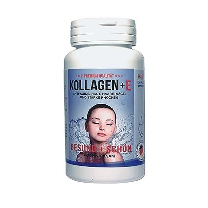Alto puro Beauty Colágeno Marino 600 mg Colágeno hydrolisat • 690 MG MCC vivapur (Zinc