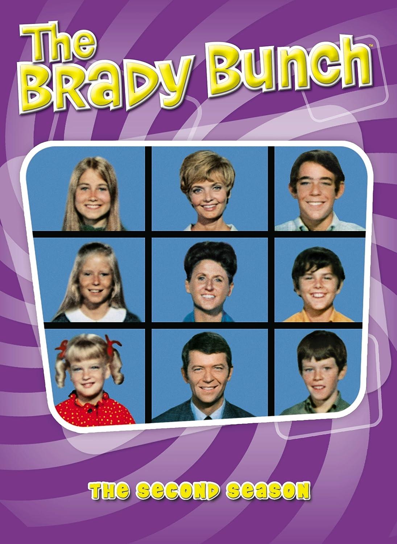 Brady Bunch Christmas Card.Amazon Com The Brady Bunch The Second Season Robert Reed