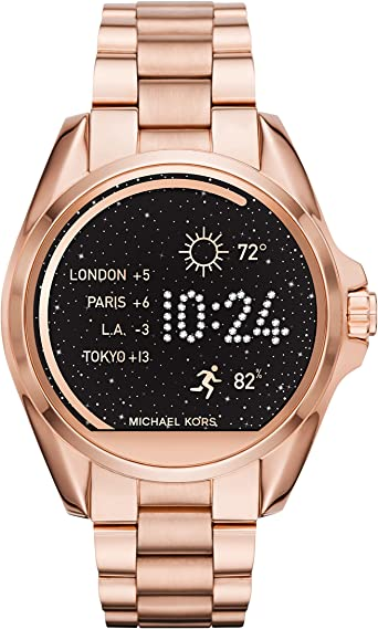 Michael Kors Smartwatch para de MKT5004: Amazon.es: Relojes