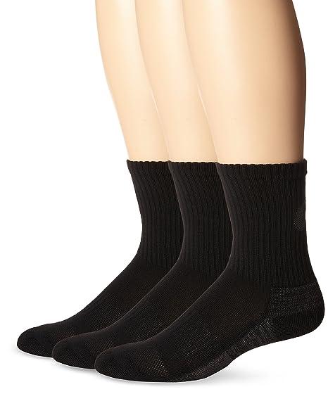 ASICS Contendrš¢ calcetines de equipo de entrenamiento (paquete de 3), X-Large, negro: Amazon.es: Deportes y aire libre