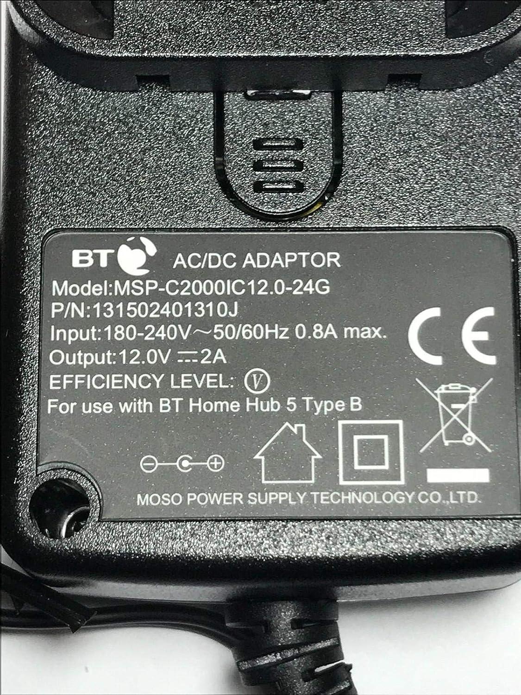 Replacement for Netgear 12V Adapter 332 10180 01 MV12 Y120100 B2 MV12Y120100B2