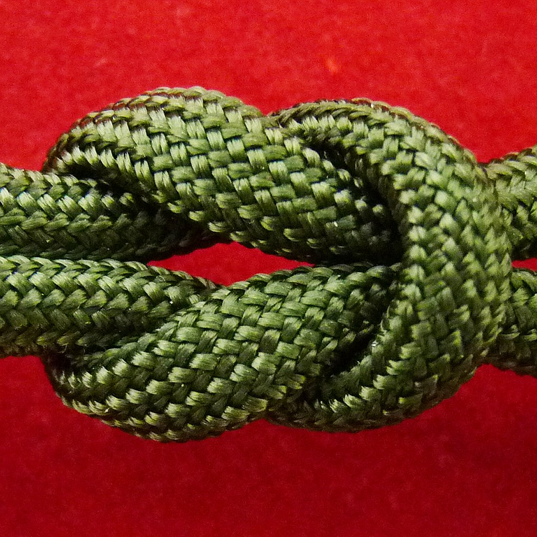 MilSpec Paracord Camo Green 483, 110 ft. Hank, Military Survival Braided Parachute 550 Cord. Use with Paracord Tools for Tent Camping, Hiking, Hunting Ropes, Bracelets & Projects. Plus 2 eBooks. by Paracord 550 Mil-Spec (TM) (Image #8)